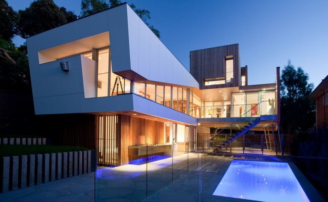 Kew House 3 in Melbourne 1
