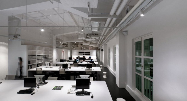Ministry of Design Barcode Office 1