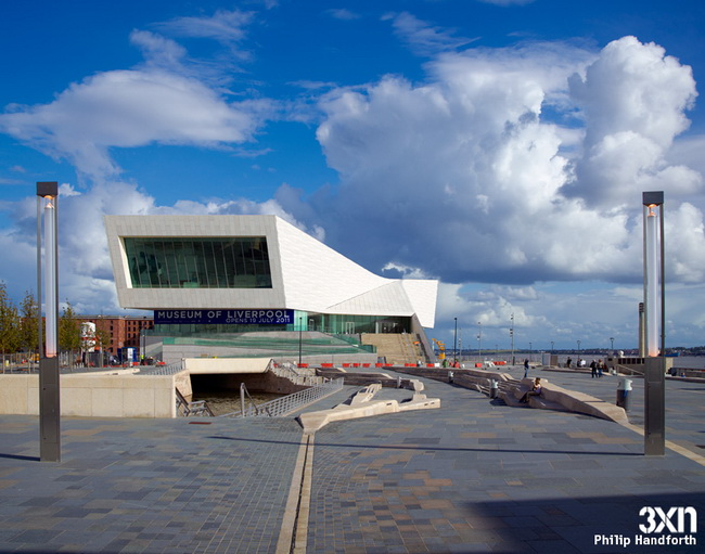 Museum of Liverpool 3XN 3