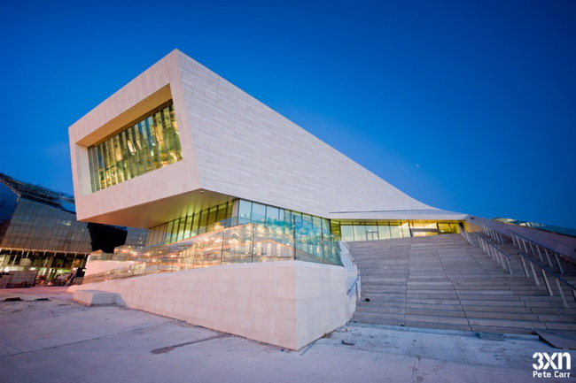 Museum of Liverpool 3XN 9