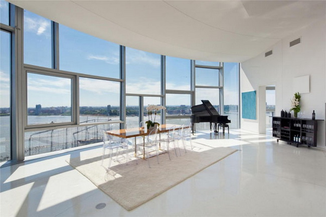 Fabulous luxury penthouse in new york city for Penthouse for sale nyc