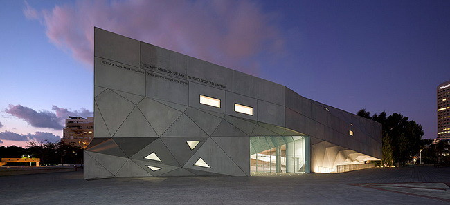 Herta and Paul Amir Building Tel Aviv Museum of Art 1