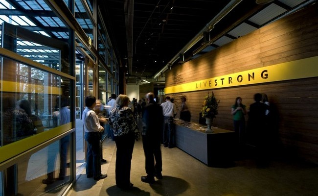 Lance Armstrong Foundation Offices 1