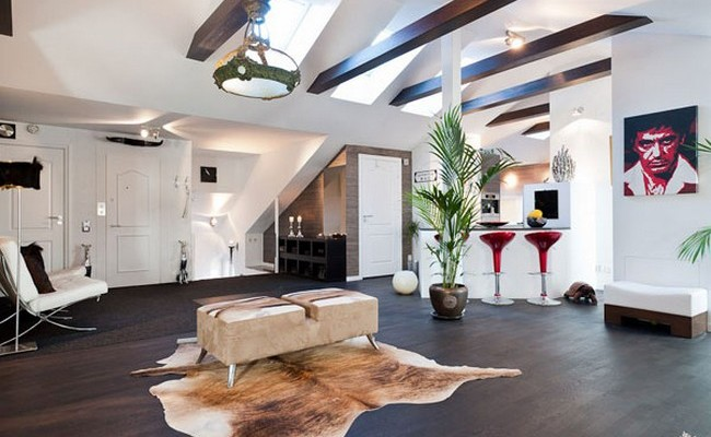 Penthouse in Stockholm 1