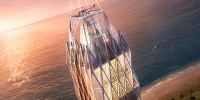 Ad Astra Skyscraper by Atkins Architecture 1