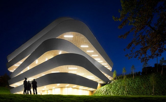 Basque Culinary Center by Vaumm Arkitektura 1