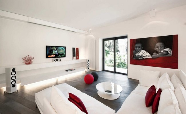 Celio Apartment in Rome by Carola Vannini Architecture 1