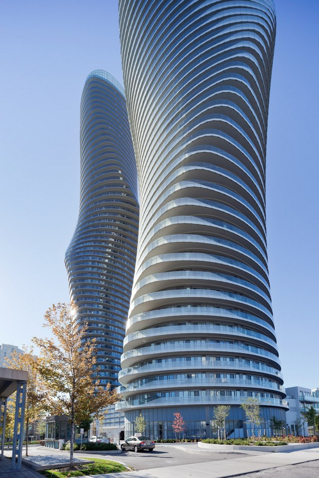 Absolute towers in mississauga by mad architects for Absolute towers