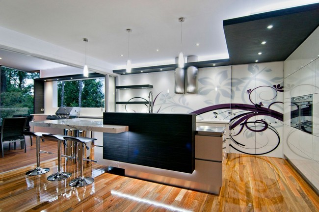 Designed By Kim Duffin From Sublime Architectural Interiors, This State Of  The Art Kitchen Is Located In Brisbane, Australia, And Itu0027s Actually The  Reason ... Awesome Ideas