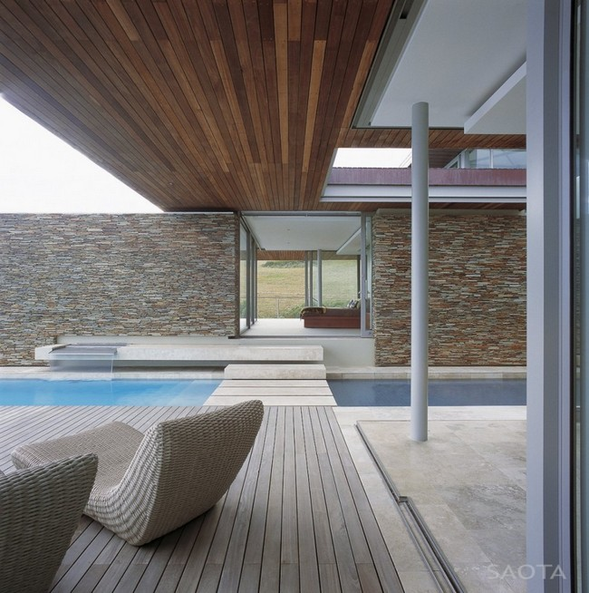 Summer Cove Apartments: Cove 6 House In Knysna, South Africa By SAOTA