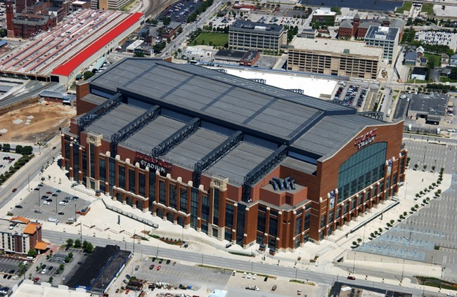 Lucas Oil Stadium Home Of The Indianapolis Colts