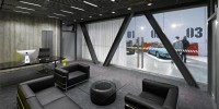 Office-Garage by Ultra Architects 1