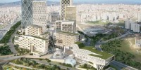 Istanbul International Financial Center by HOK 03