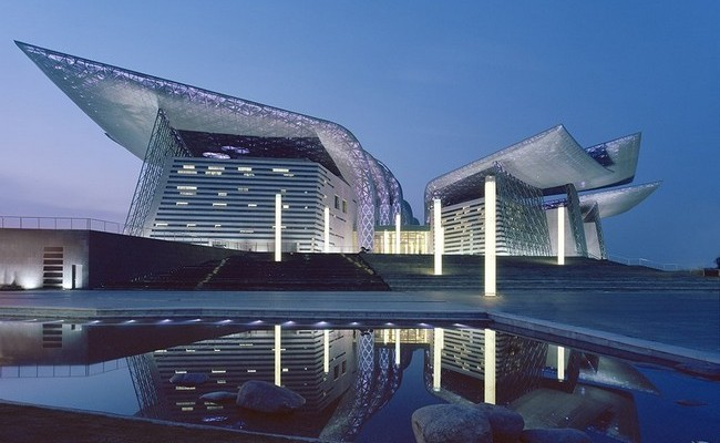Wuxi Grand Theatre by PES-Architects 01