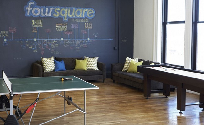 Foursquare Headquarters in New York 02