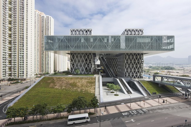 The Hong Kong Institute Of Design By Caau