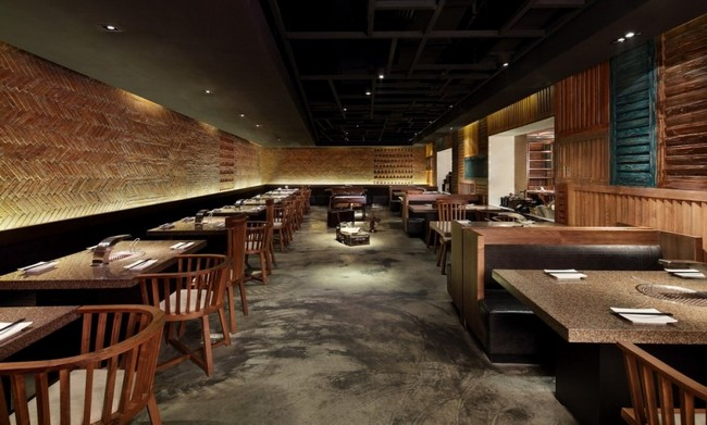 Yakiniku master restaurant by golucci international design