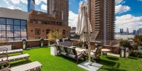 A Penthouse with a Backyard in Tribeca 01