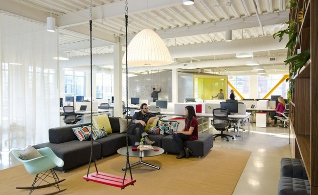 FINE Design Group Office by Boora Architects 01