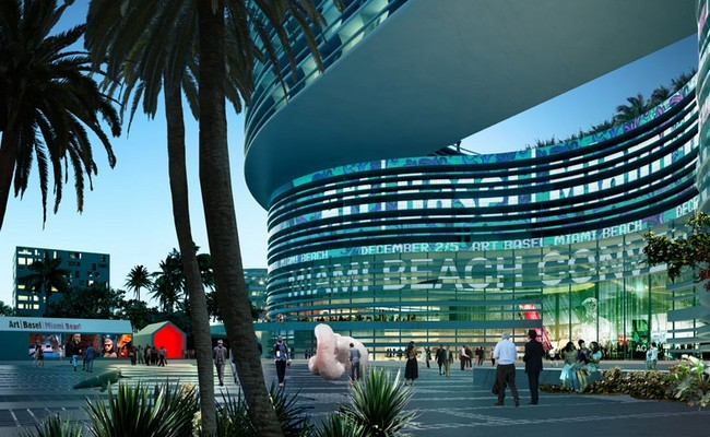 Miami Beach Convention Center by OMA 04