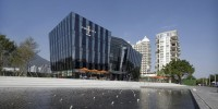 One City Marina Center by Kokaistudios Architecture 03