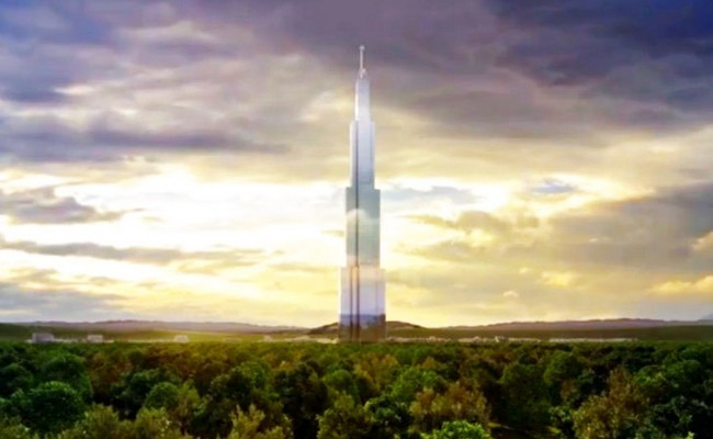 Sky City by Broad Sustainable Building 09
