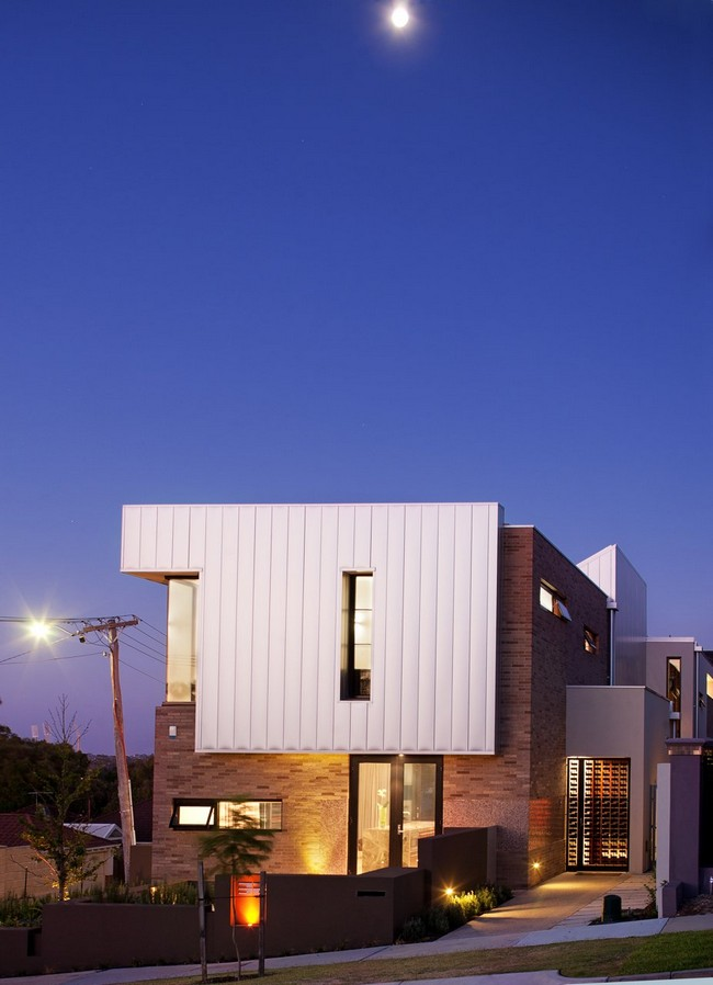South perth house by matthews mcdonald architects - Maison south perth matthews mcdonald architects ...