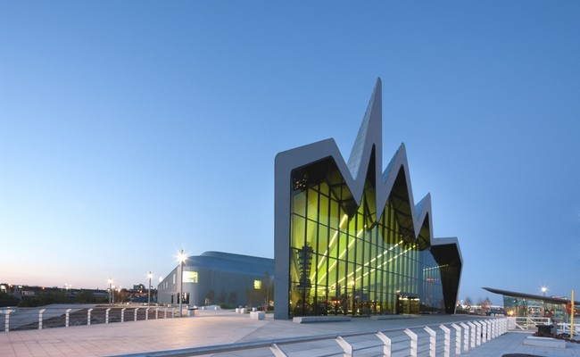 The Riverside Museum by Zaha Hadid 07