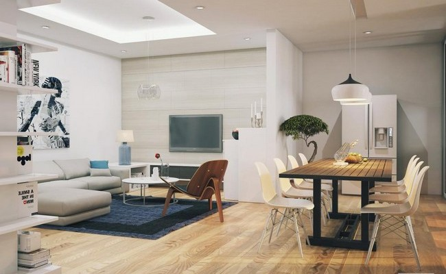 Vietnamese Apartment With Artistic Flair 12