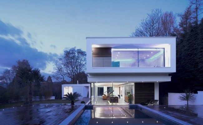White Lodge by Dyer Grimes Architects 06