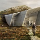 Messner Mountain Museum by Zaha Hadid 00001
