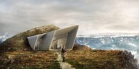 Messner Mountain Museum by Zaha Hadid 00002