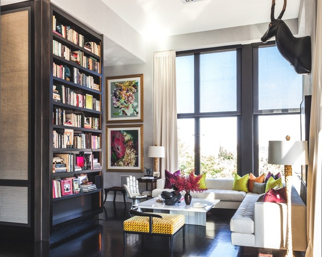 Superieur Small New York Apartments Interior