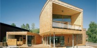 Spiral-Shaped House by Olavi Kopose 09