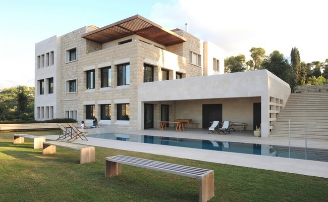 Villa Yarze by Raed Abillama Architects 00001