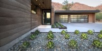 Rammed Earth Modern House by Brent Kendle 00002