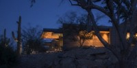 Rammed Earth Modern House by Brent Kendle 00004