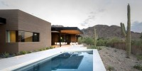 Rammed Earth Modern House by Brent Kendle 00007