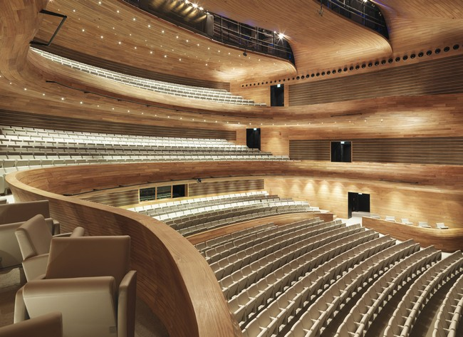Bahrain National Theatre By As Architecture Studio