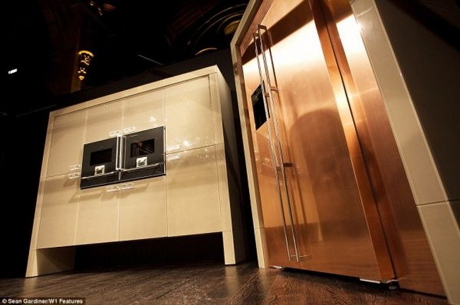 World S Most Expensive Kitchen By Claudio Celiberti