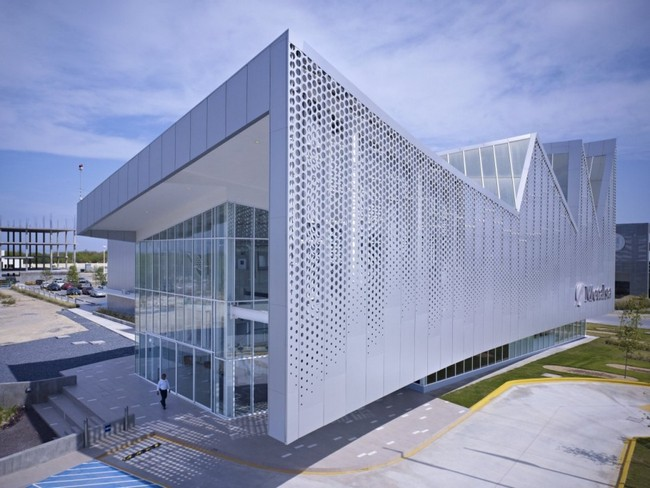 Center For Manufacturing Innovation By Brooks Scarpa