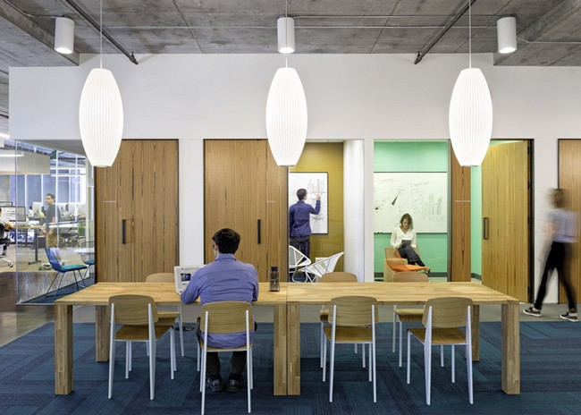 Cisco offices studio Dezeen dezeen Cisco Offices By Studio Architectism Cisco Offices By Studio Oa