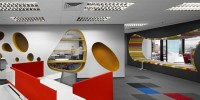 Sherwin-Williams Office by M Moser Associates 00008