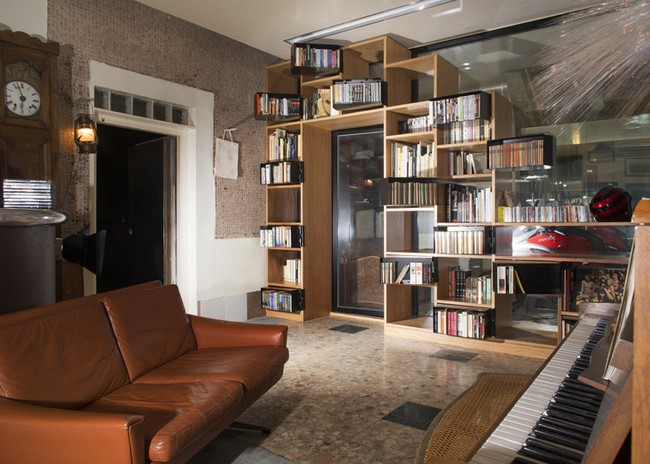 Startling radnor street project by c.o.s. design