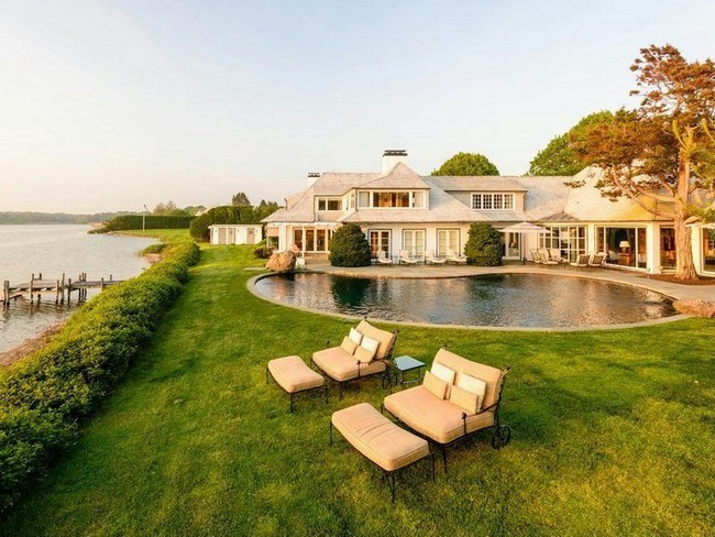 Top 10 most expensive homes for sale in 2013 for Hamptons house for sale