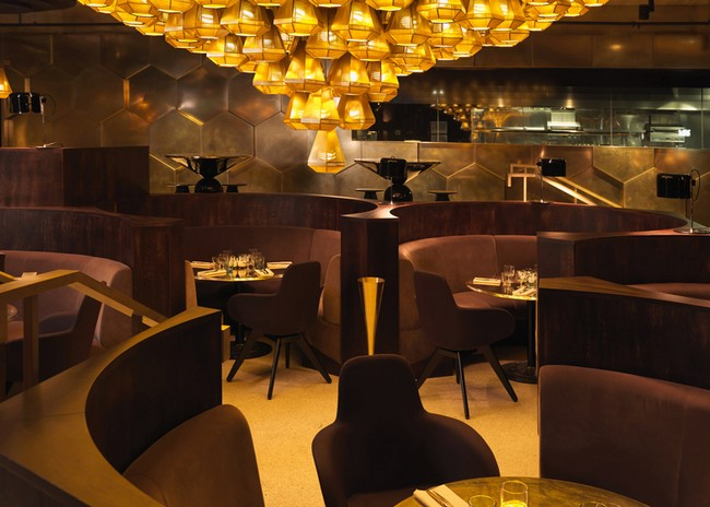 Clectic by tom dixon for Eclectic restaurant