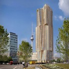 Tallest Residential Building in Berlin by Frank Gehry 00001