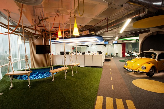 Google Headquarters In Mexico City By Space