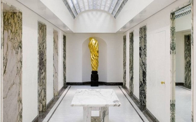 bulgari u2019s new rome flagship store by peter marino