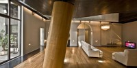 The Trastevere Loft in Rome by MdAA architects 00001